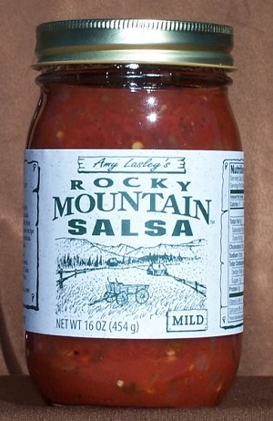 Rocky Mountain Salsa, Mild 16 oz