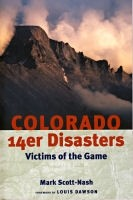 Colorado 14er Disasters Book