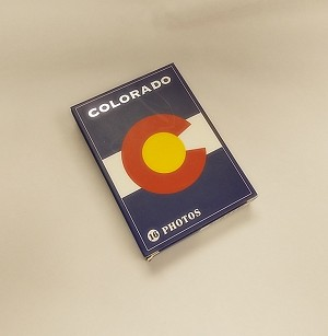 Colorado Flag Playing Cards