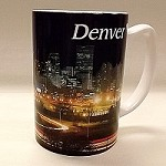 Denver Night Mug