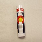 Colorado Flag Lip Balm Melon Flavor