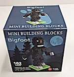 Mini Building Blocks Big Foot