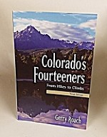 Colorado Fourteeners Book