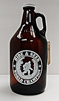 Hide and Seek World Champ 64oz Bigfoot Growler